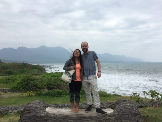 Reunited in--out of all places--Taitung!!